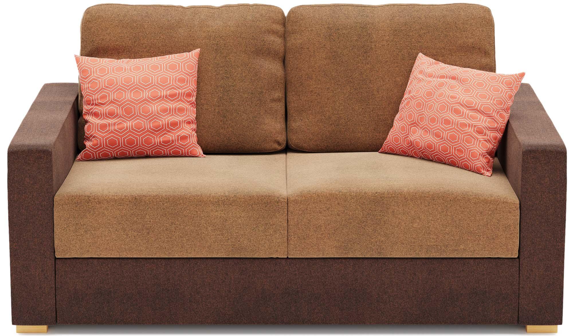 Alda Small 2 Seat Double Sofa Bed Nabru