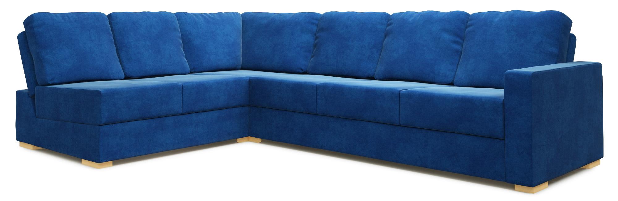 Lear Armless 4X3 Double Sofa Bed