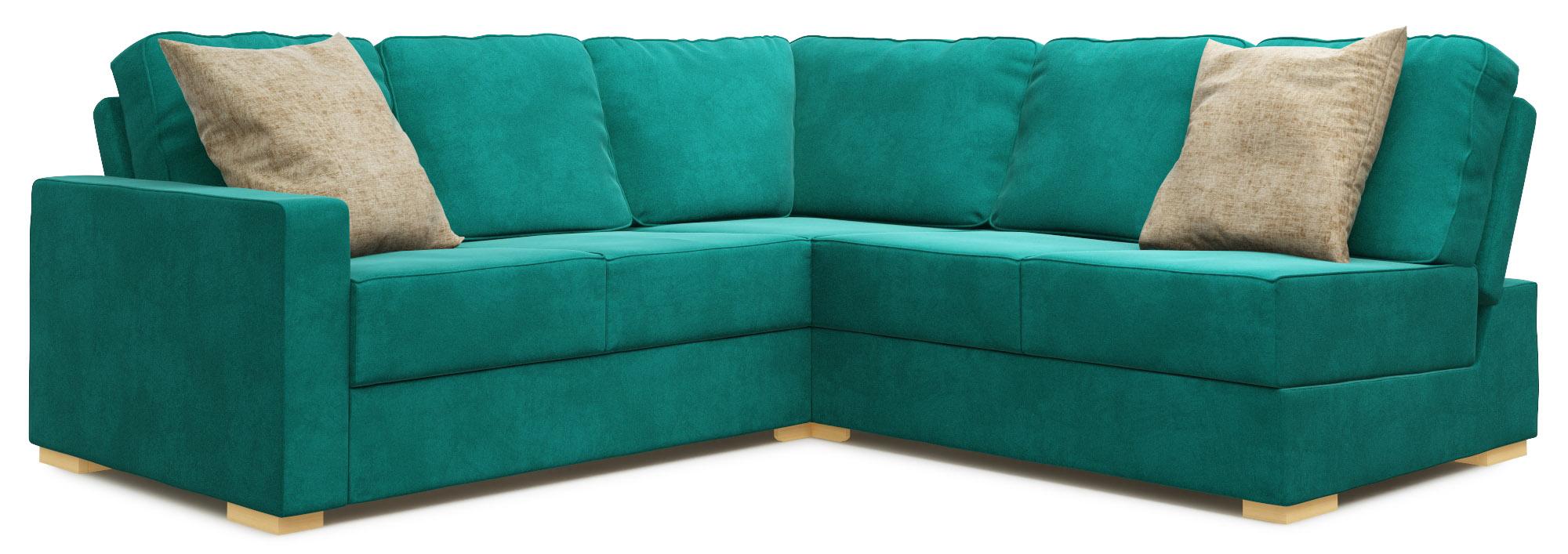 Lear Armless 3X3 Single Sofa Bed