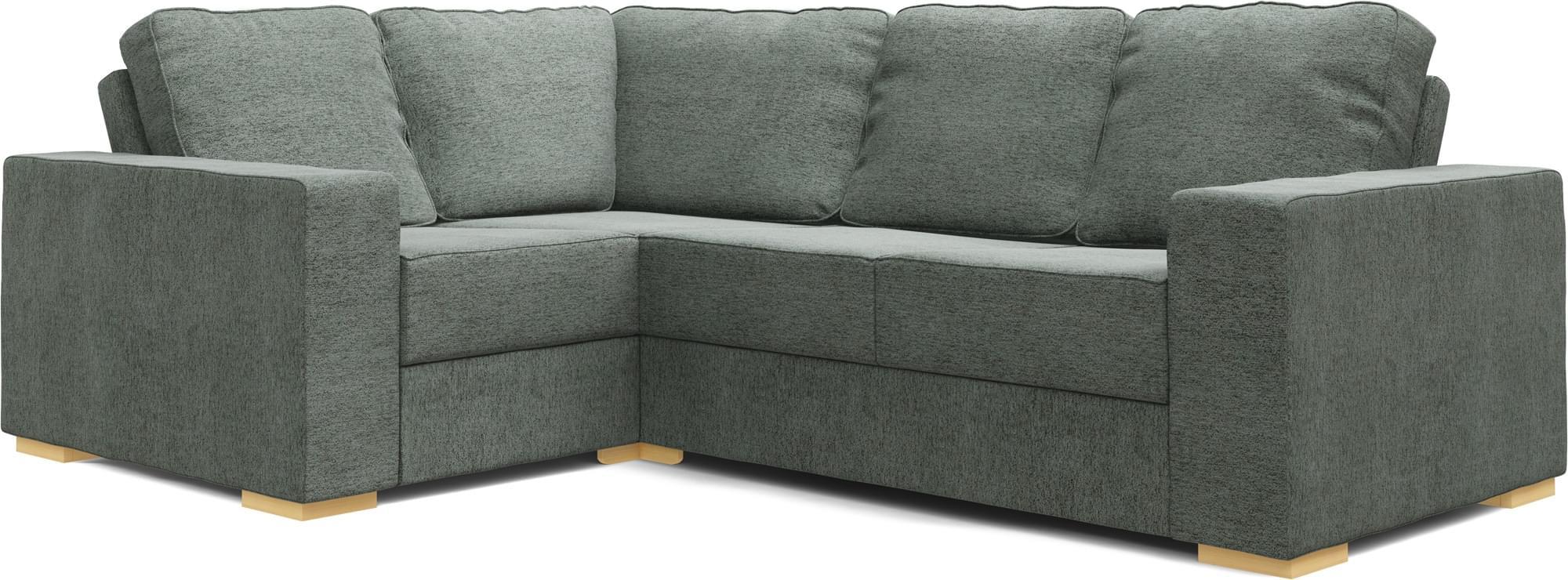 Ato 3X2 Corner Sofa Bed   Corner Sofabed   Nabru
