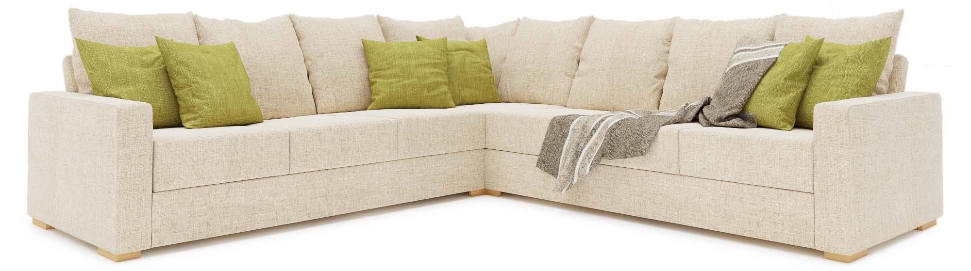 Tor 4X4 Corner Double Sofa Bed