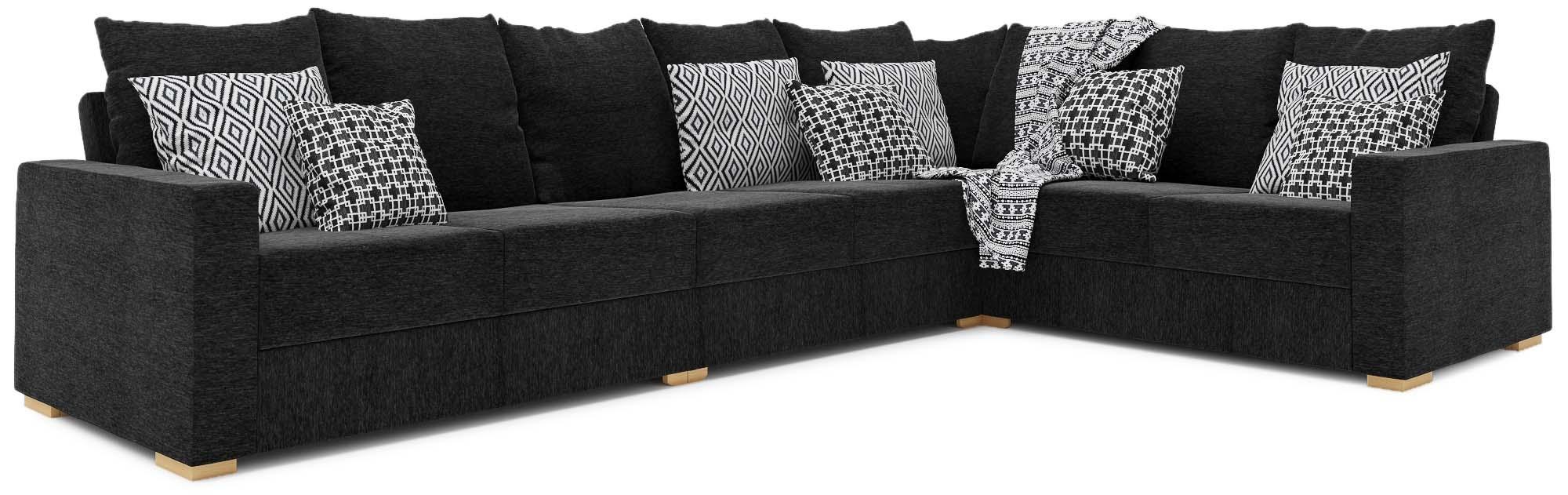 Tor 5X3 Corner Single Sofa Bed