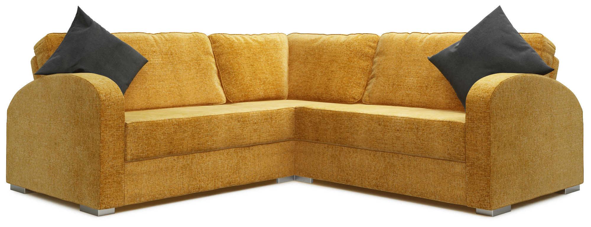 Xuxu 2X2 Corner Single Sofa Bed