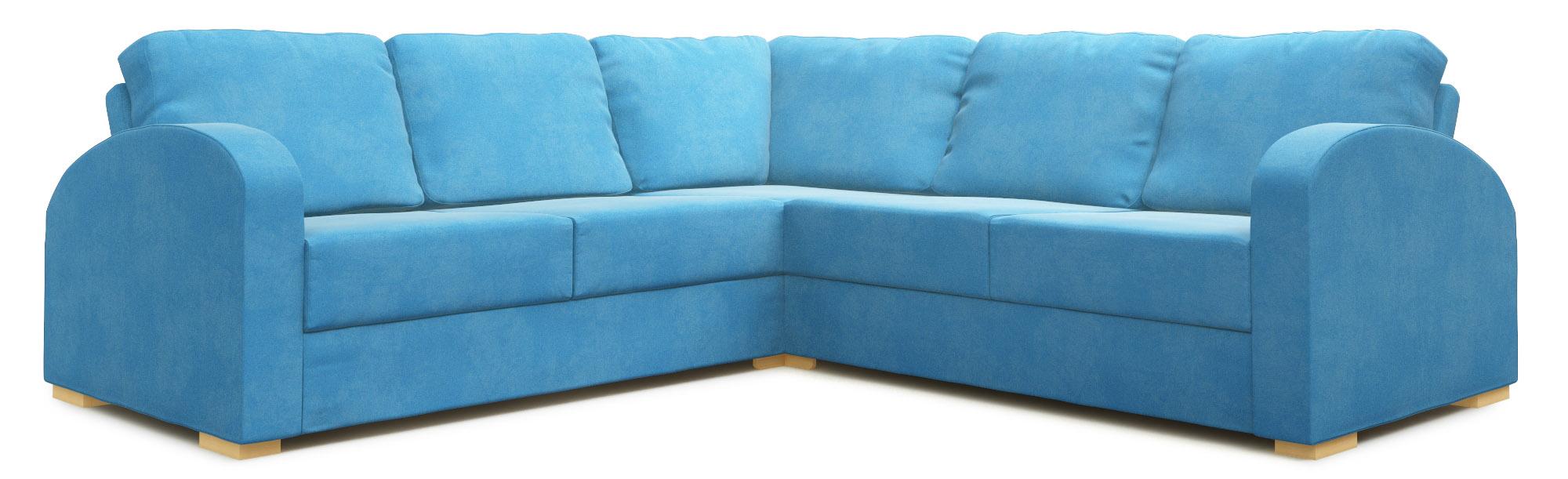 Holl 3X3 Corner Double Sofa Bed