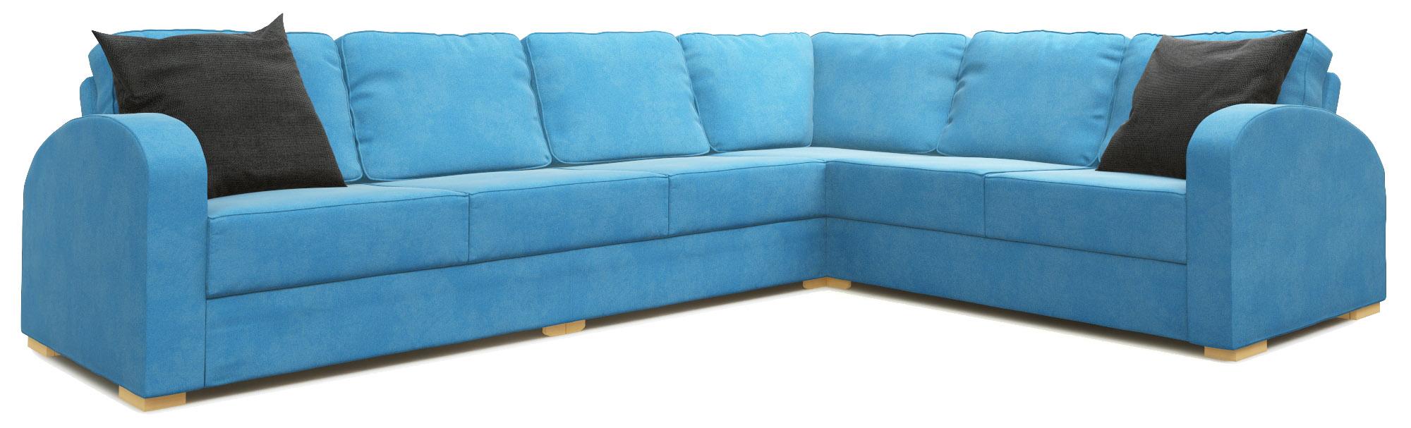Holl 4X3 Corner Double Sofa Bed