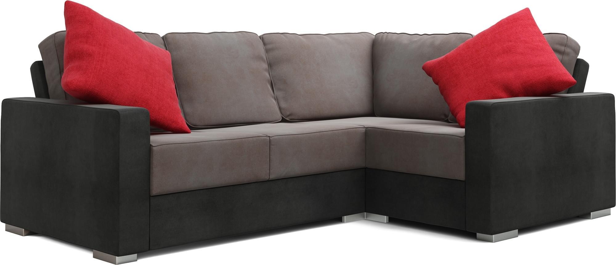 lear armless 3x2 l shaped sofa bed nabru. Black Bedroom Furniture Sets. Home Design Ideas