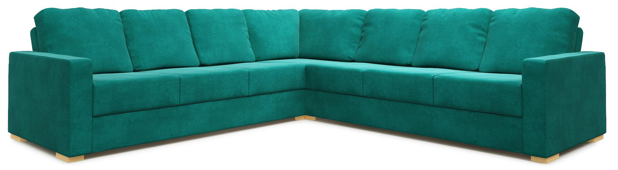 Lear 4X4 Corner Double Sofa Bed
