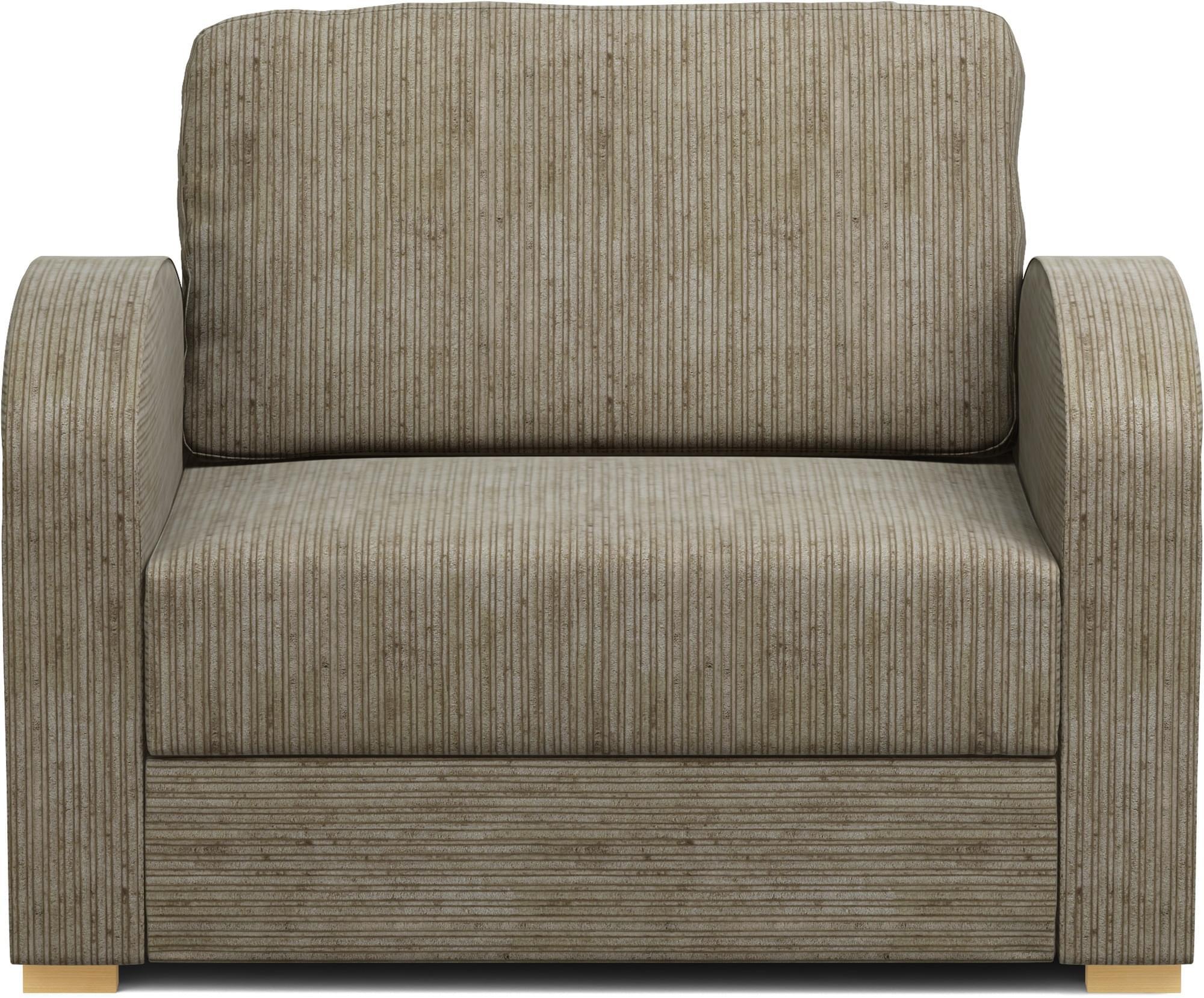 Arc Armchair Sofa Bed - Big Armchair Bed | Nabru