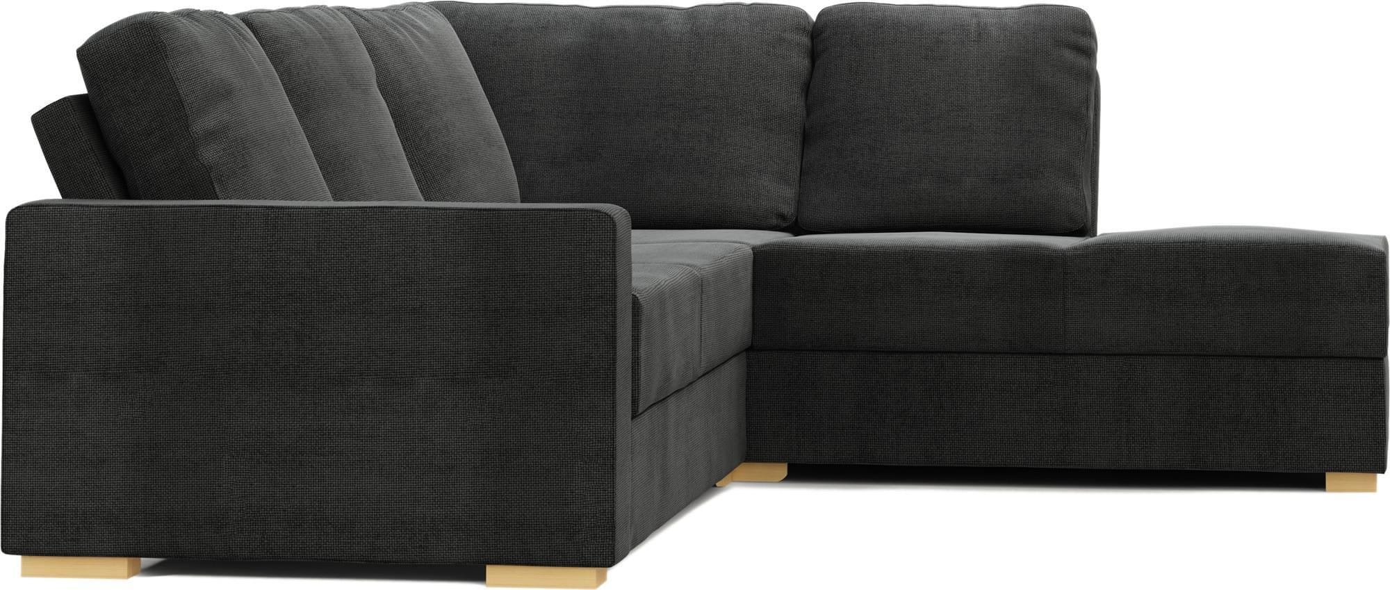 Lear chaise 3x3 corner corner chaise sofa nabru for Barcelona chaise corner sofa