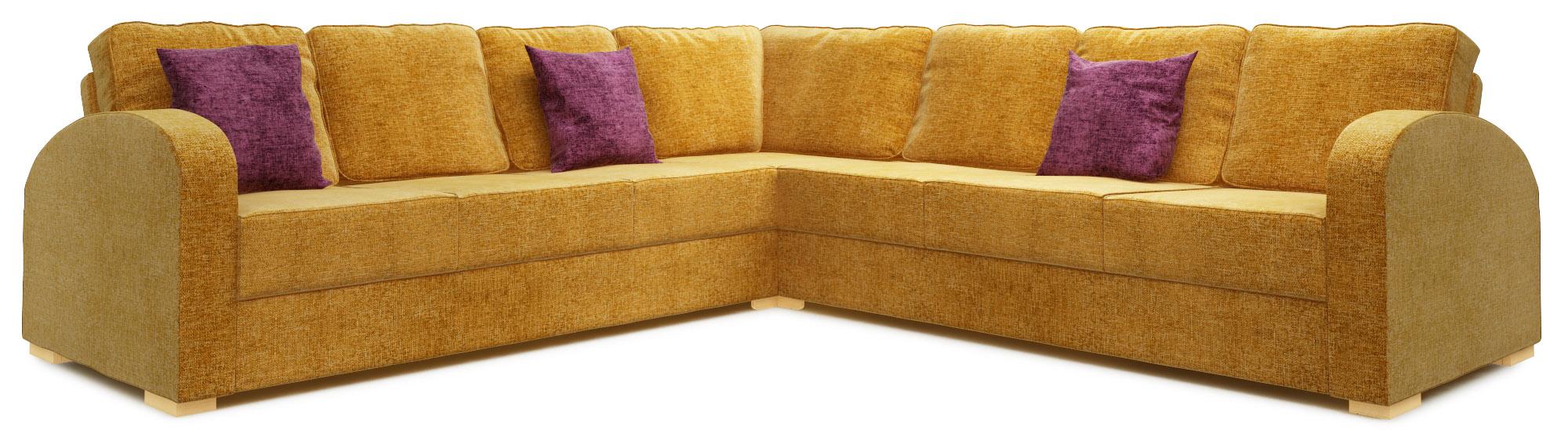 Orb 4x4 Corner Sofa