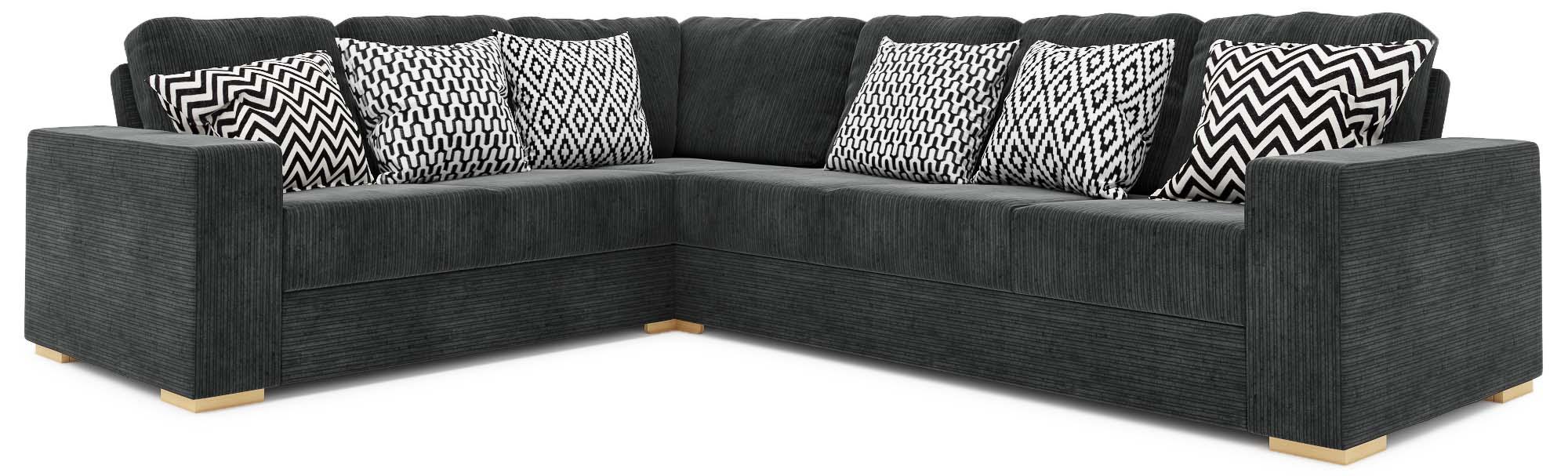 Ato 4X3 Corner Sofa