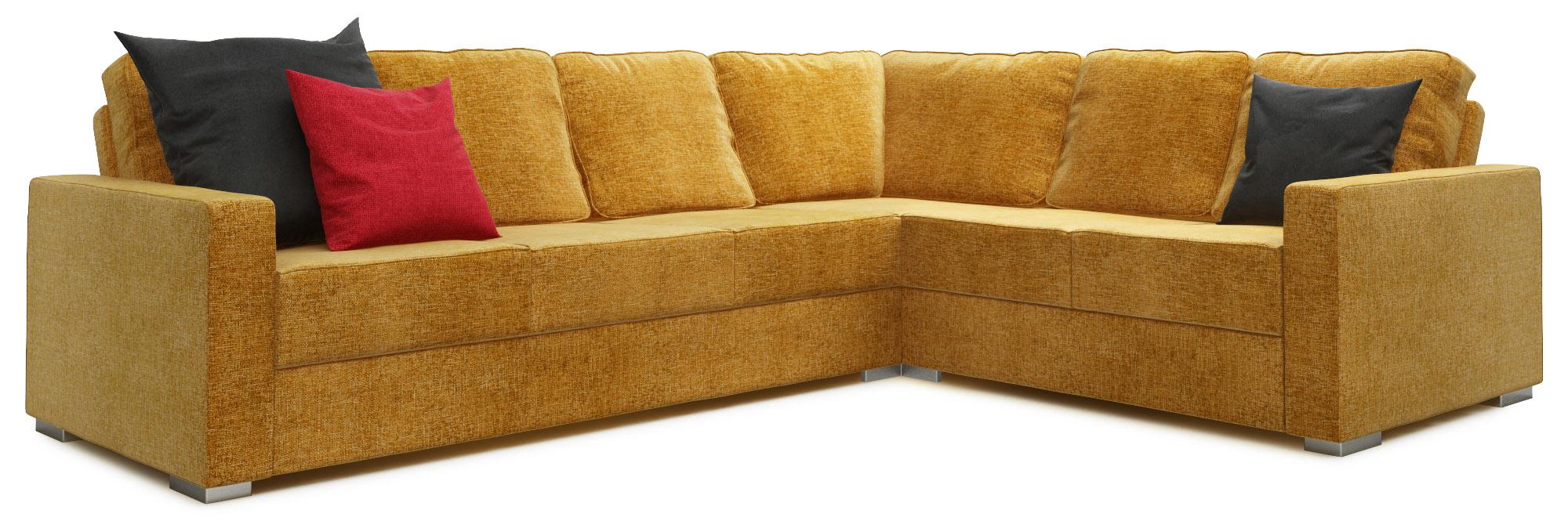 Lear 4X3 Corner Sofa