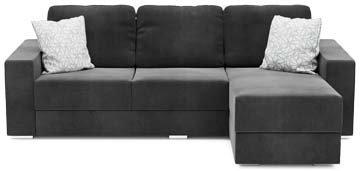 Holl 3 Seat Chaise Sofa