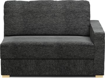 Xan One Armless 1 Seat Sofa