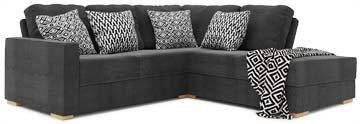 Lear Chaise 3X3 Single Sofa Bed