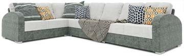Orb 5X3 Corner Single Sofa Bed