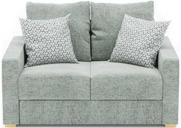 Tor 2 Seat Sofa Bed Narrow Sofa Bed