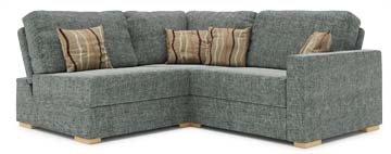 Ula Armless 2X2 Corner Sofa