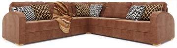 Arc 3X3 Corner Sofa