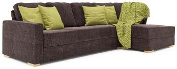 Lear Chaise 4X2 Corner Sofa