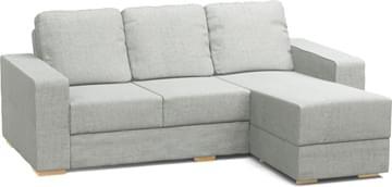 Ato 3 Seat Chaise Sofa