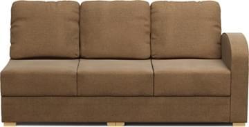 Lear One Armless 3 Seat Sofa