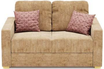 Lear 2 Seat Sofa